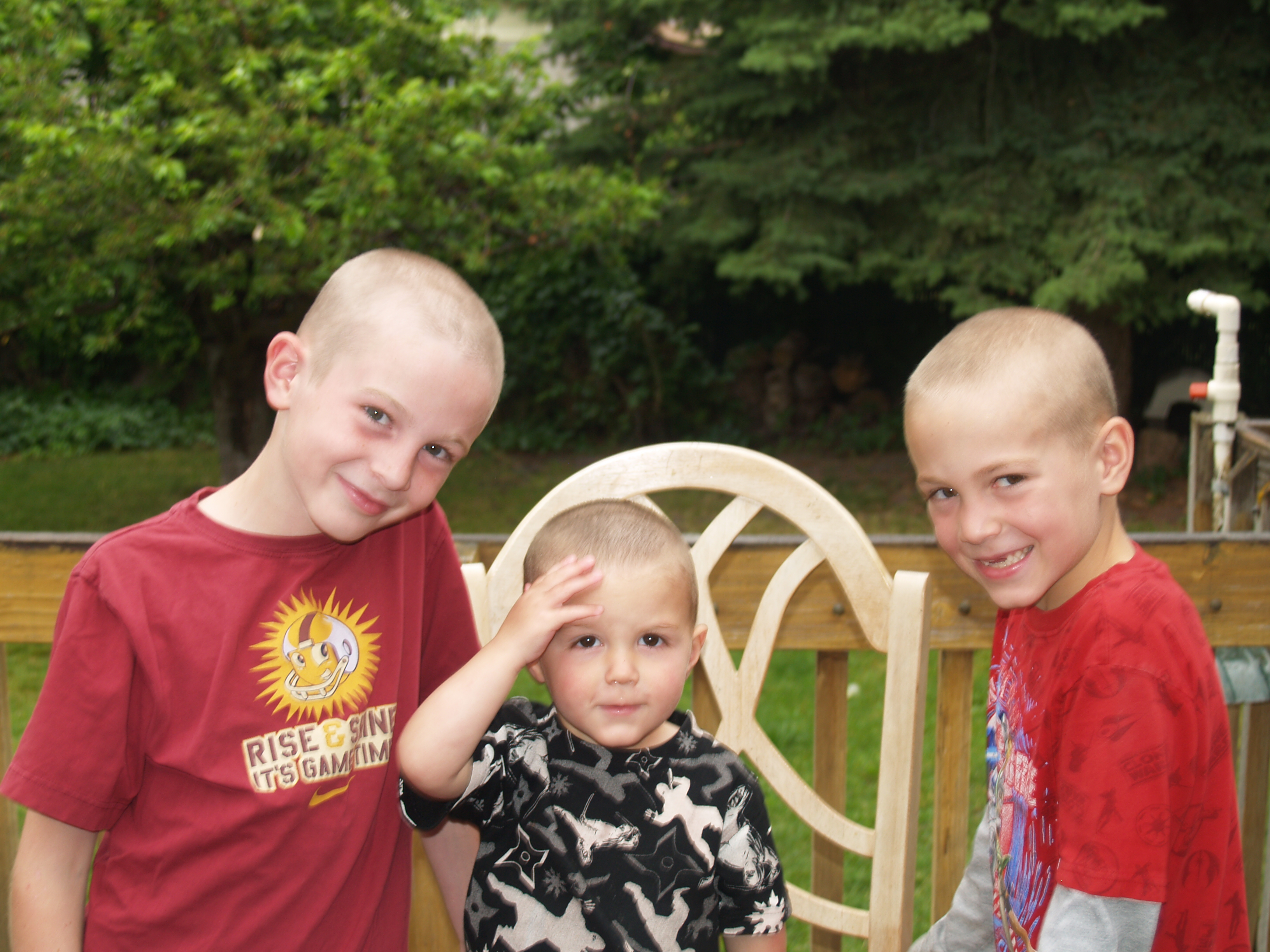 Summer Haircuts Nature For Kids