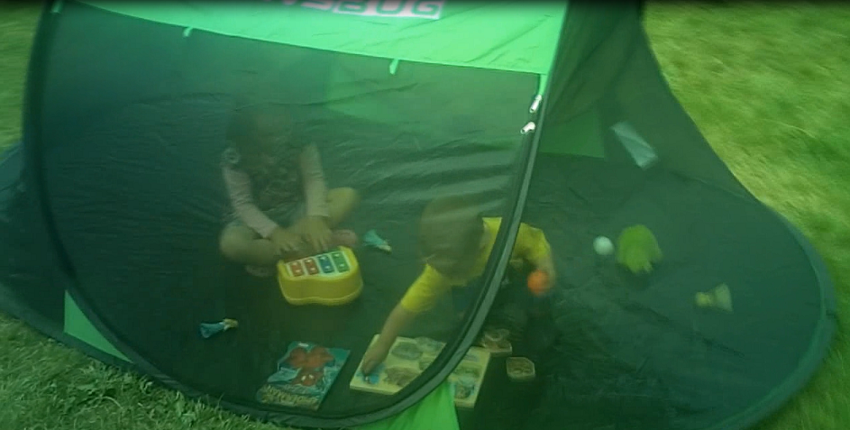 And kids of course! & SansBug Tent Giveaway   Nature For Kids