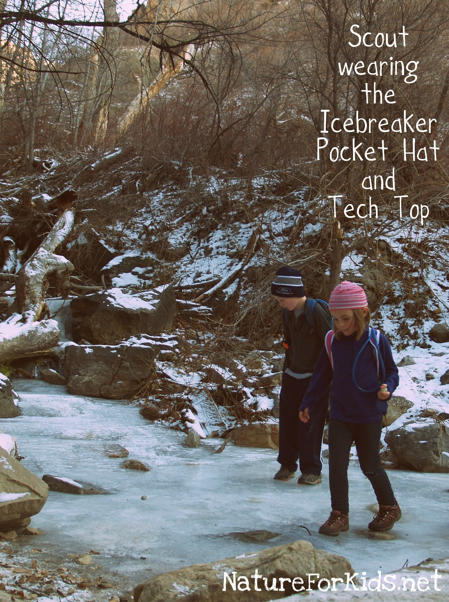 Dressing Your Kids For Outdoor Winter Fun And An Icebreaker Giveaway ... 08f066073d4
