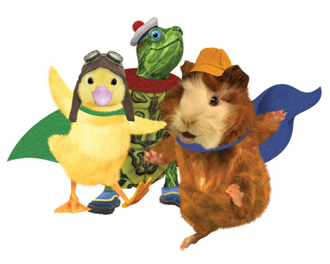 ming ming coloring pages - wonder pets save a nestling nature for kids