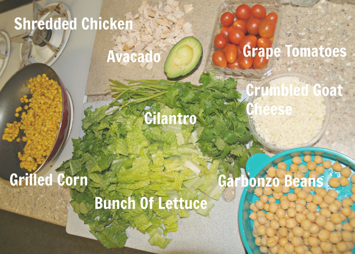 Baby Steps To Clean Eating With Kids Go Dinner Salad