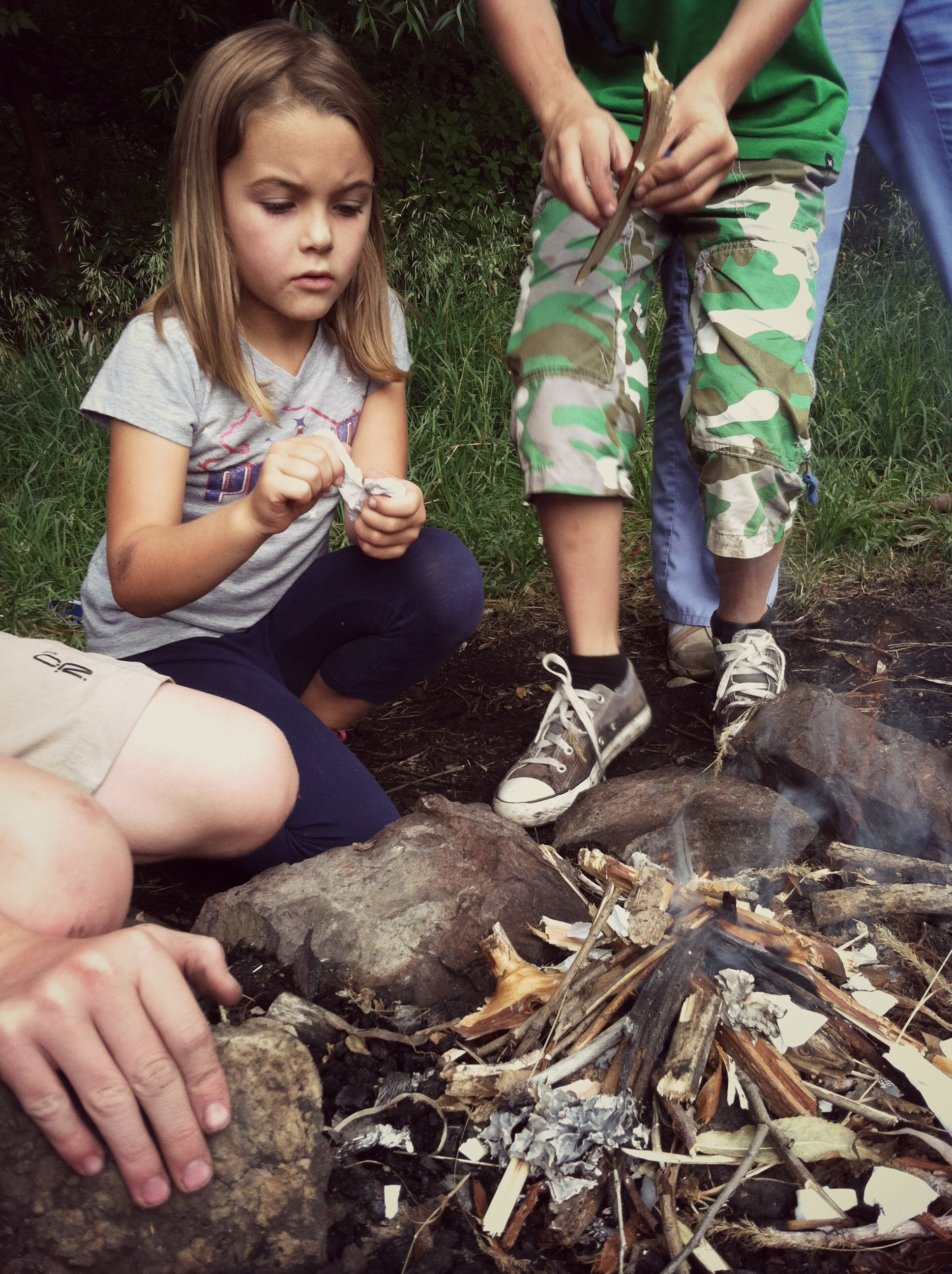 Survival Day For Kids Nature For Kids