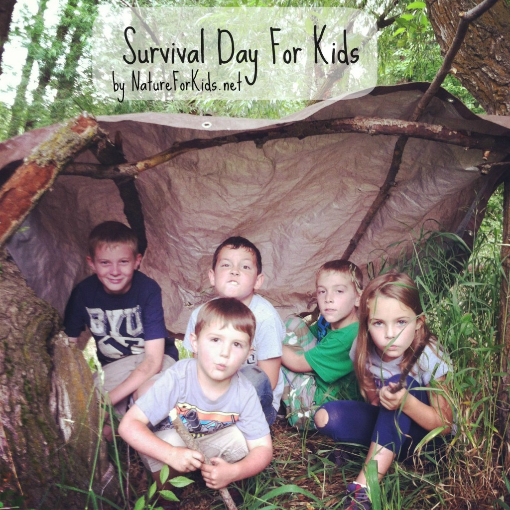 survival day for kids