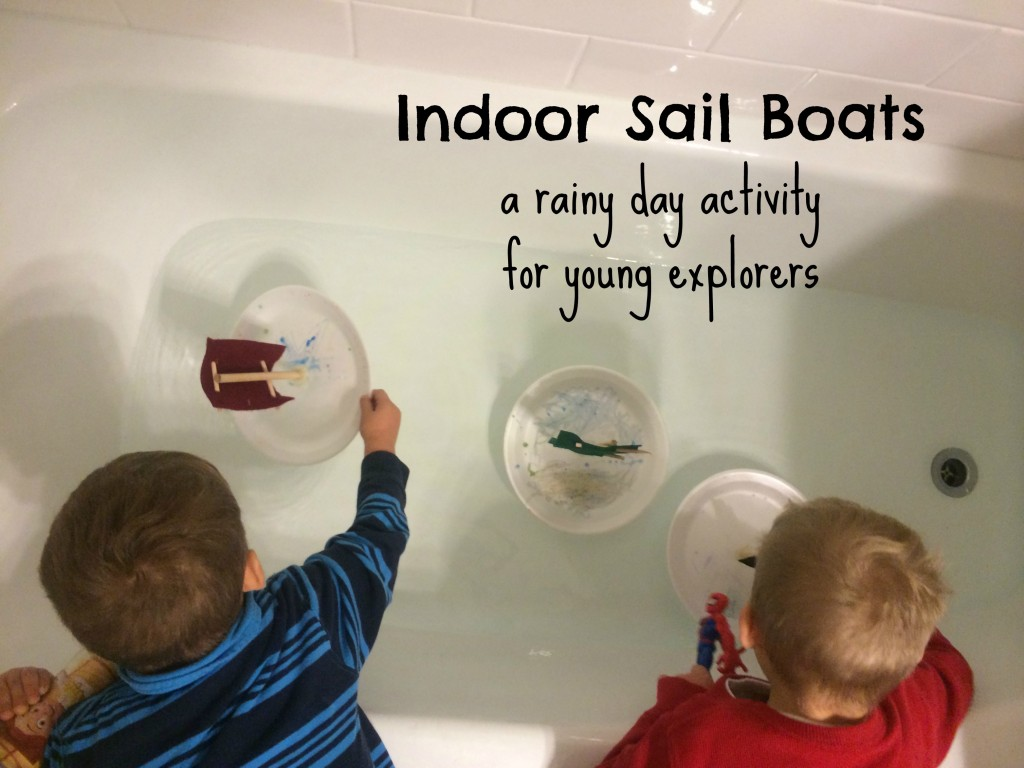 indoor sailboats