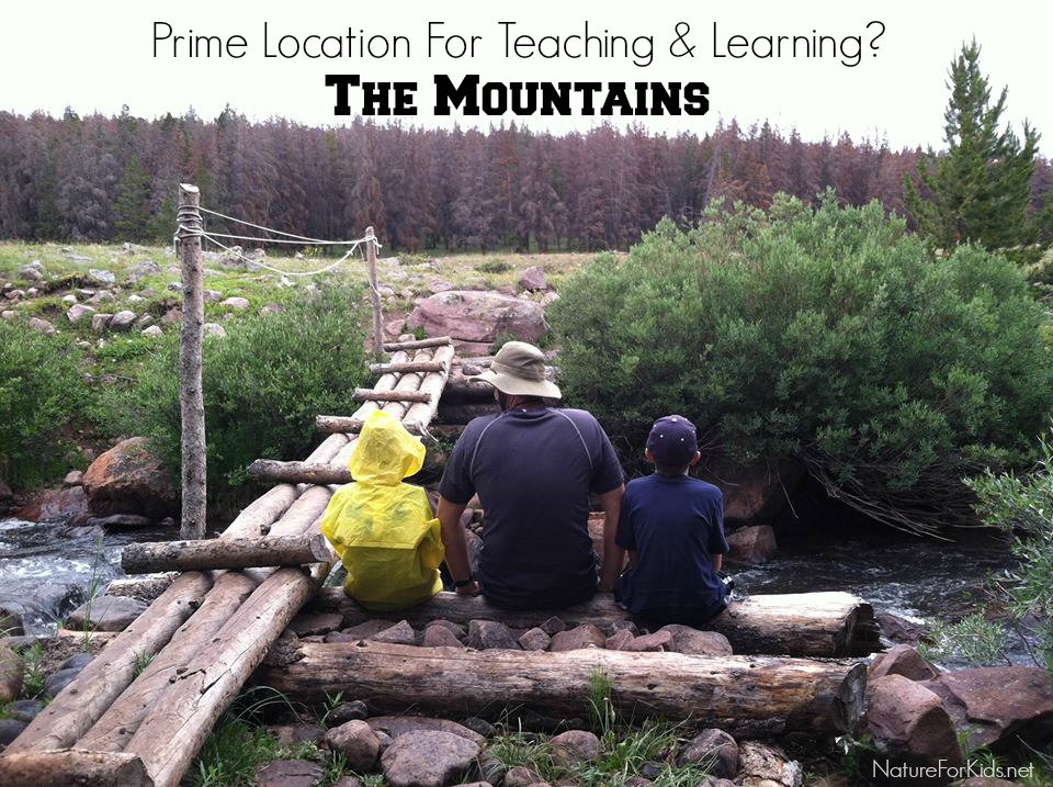 teaching and learning in the mountains