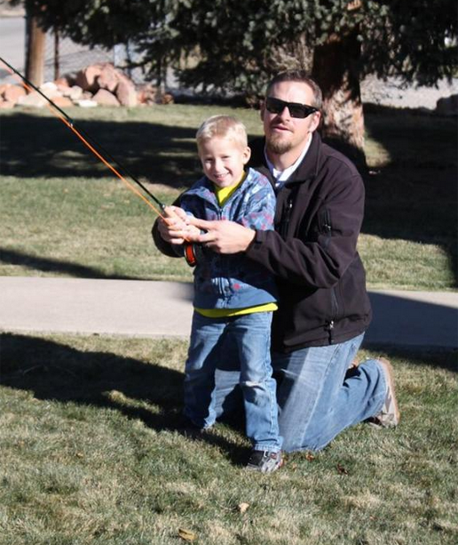 A Rod And Reel Designed For Beginners + Fly Fishing Festival