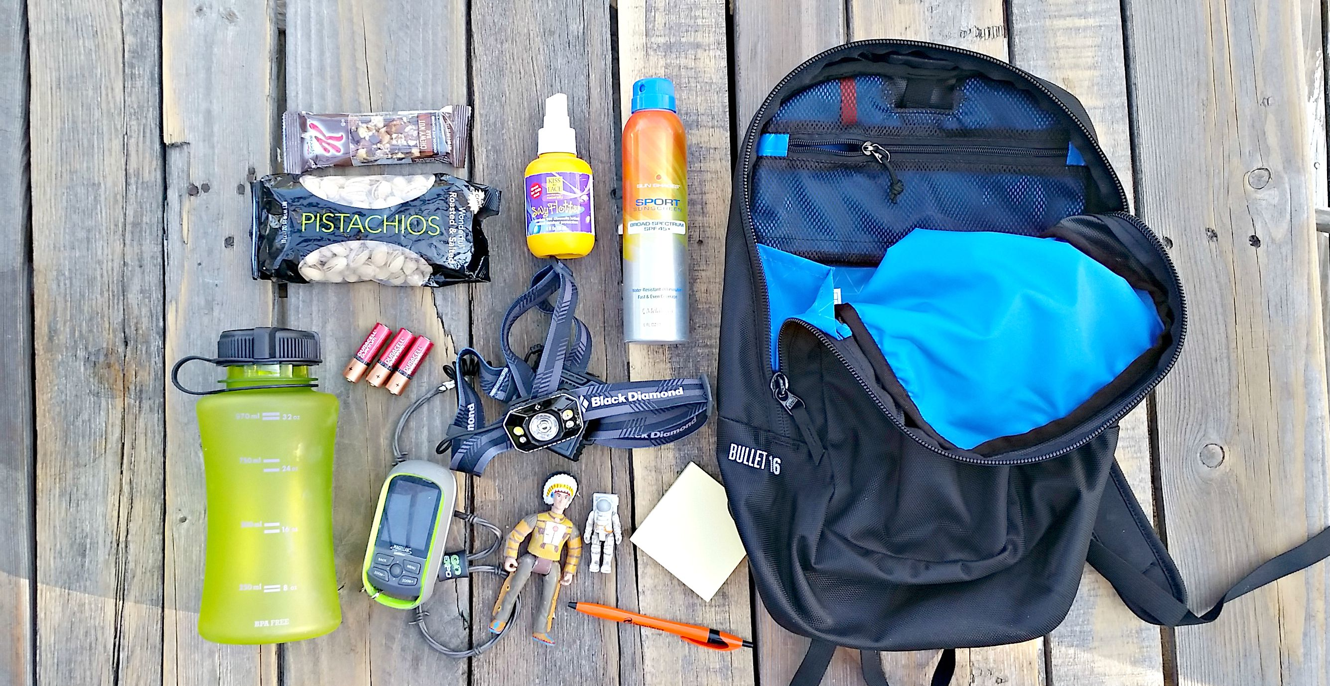 Spontaneous Adventure Bag + Giveaway