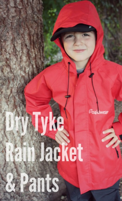 Oakiwear dry tyke rain jacket and pants