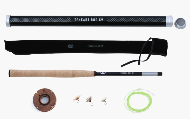 Tenkara fly fishing a simple start for kids nature for for Fishing rod for kids