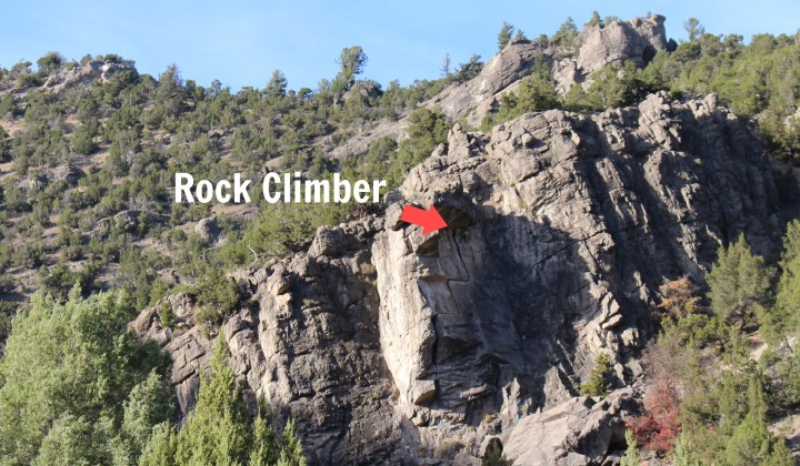 blacksmith fork canyon rock climbing