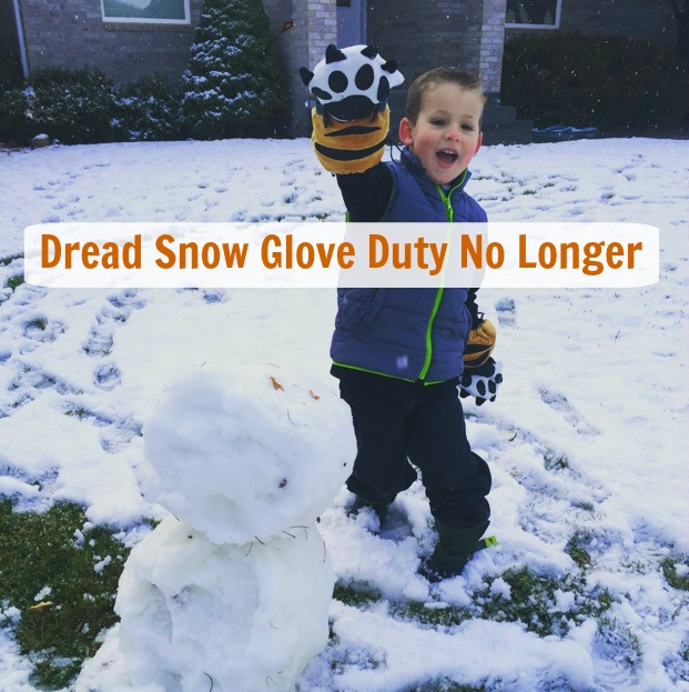 Dread Snow Glove Duty No Longer
