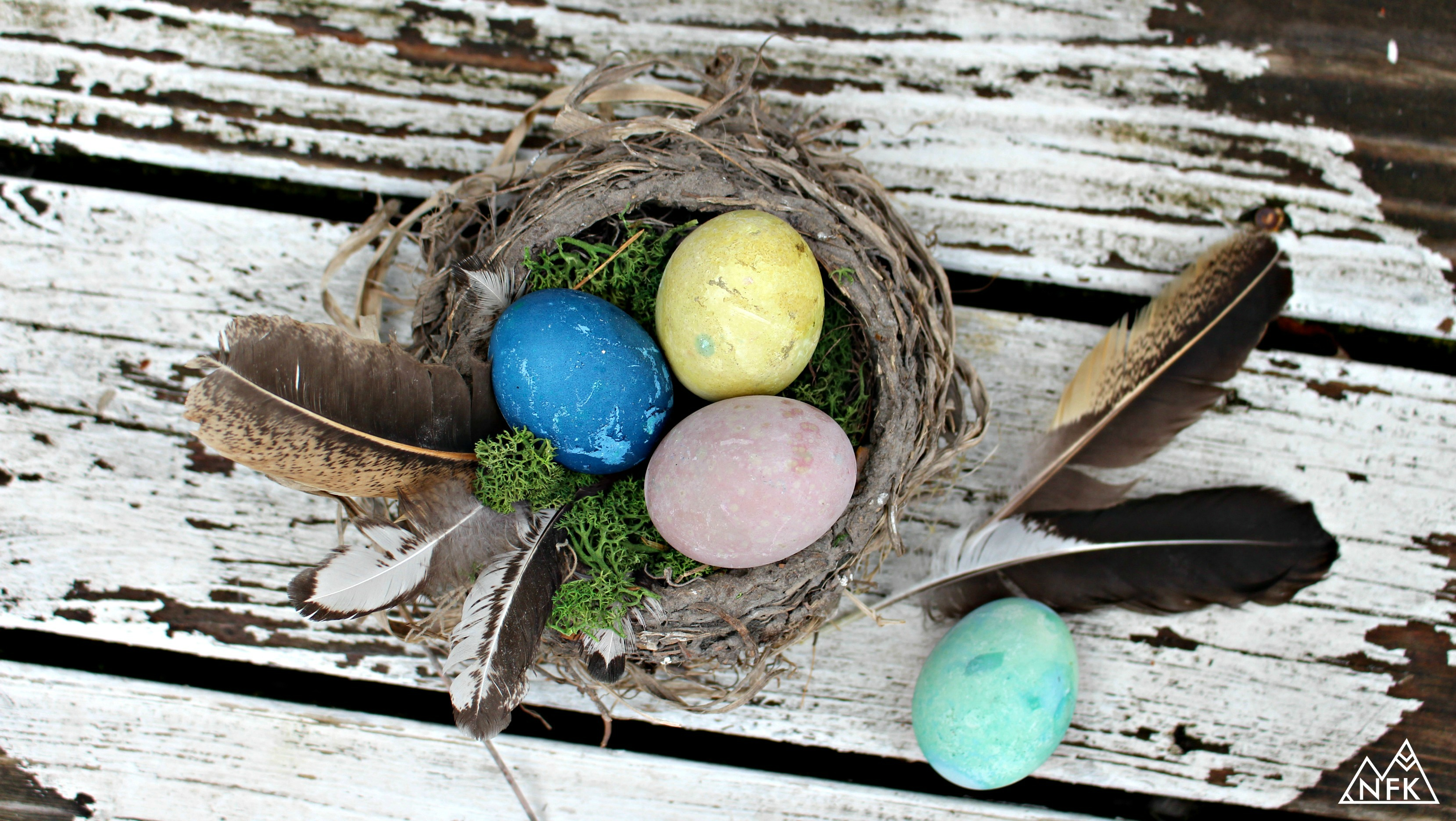 How To Dye Eggs Naturally – A Fun Easter Craft For Kids