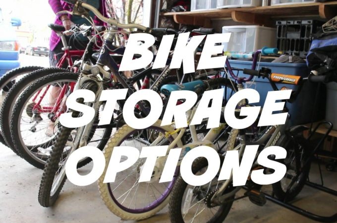 Storage Options For Bike Hoarders