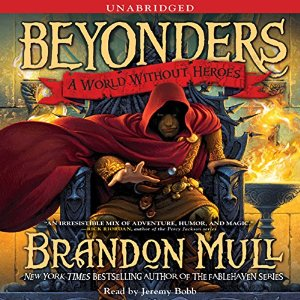 beyonders audio book