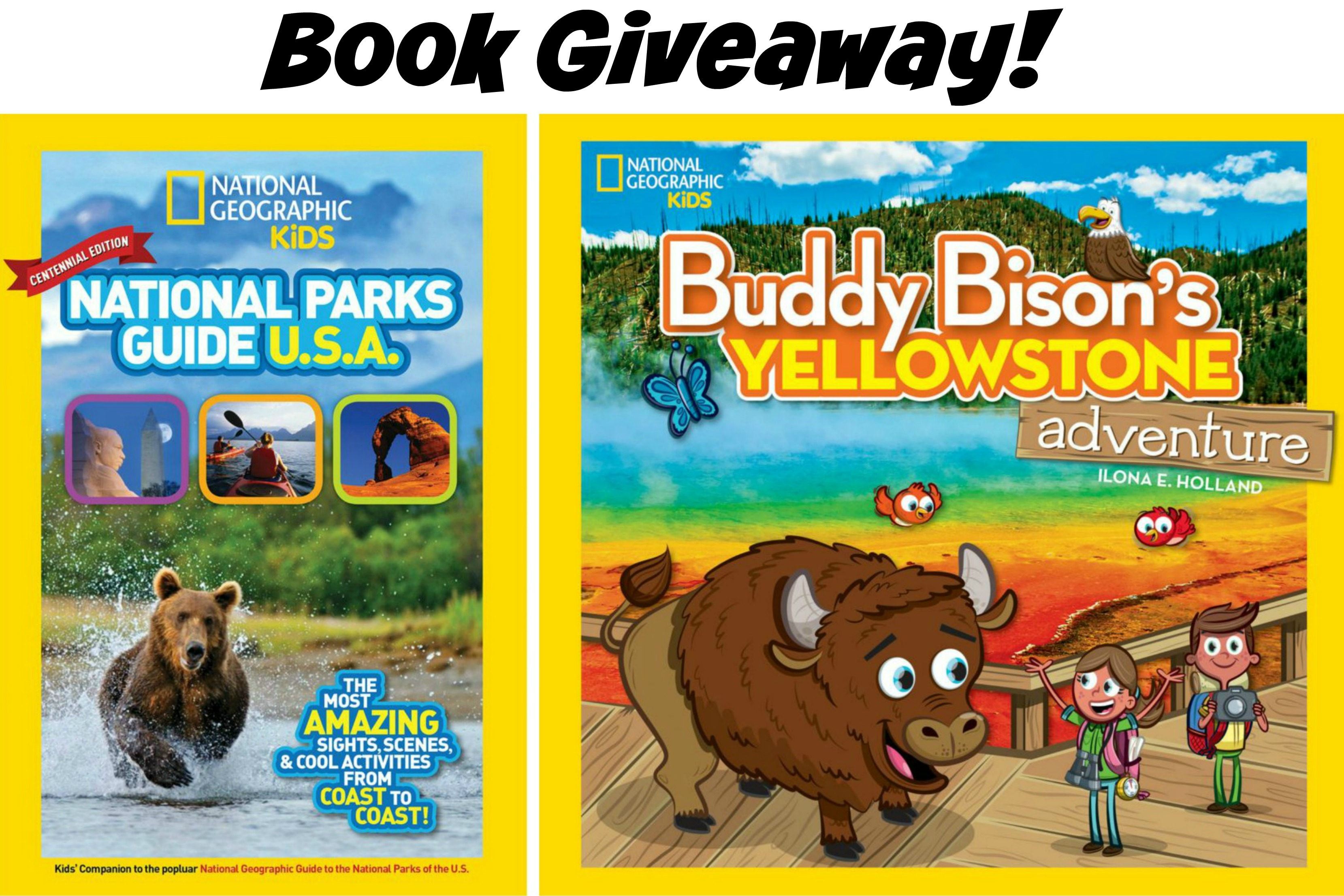 book giveaway national geographic kids