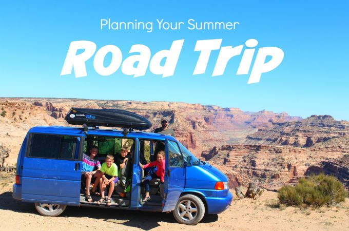 Planning Your Summer Road Trip + National Geographic Giveaway