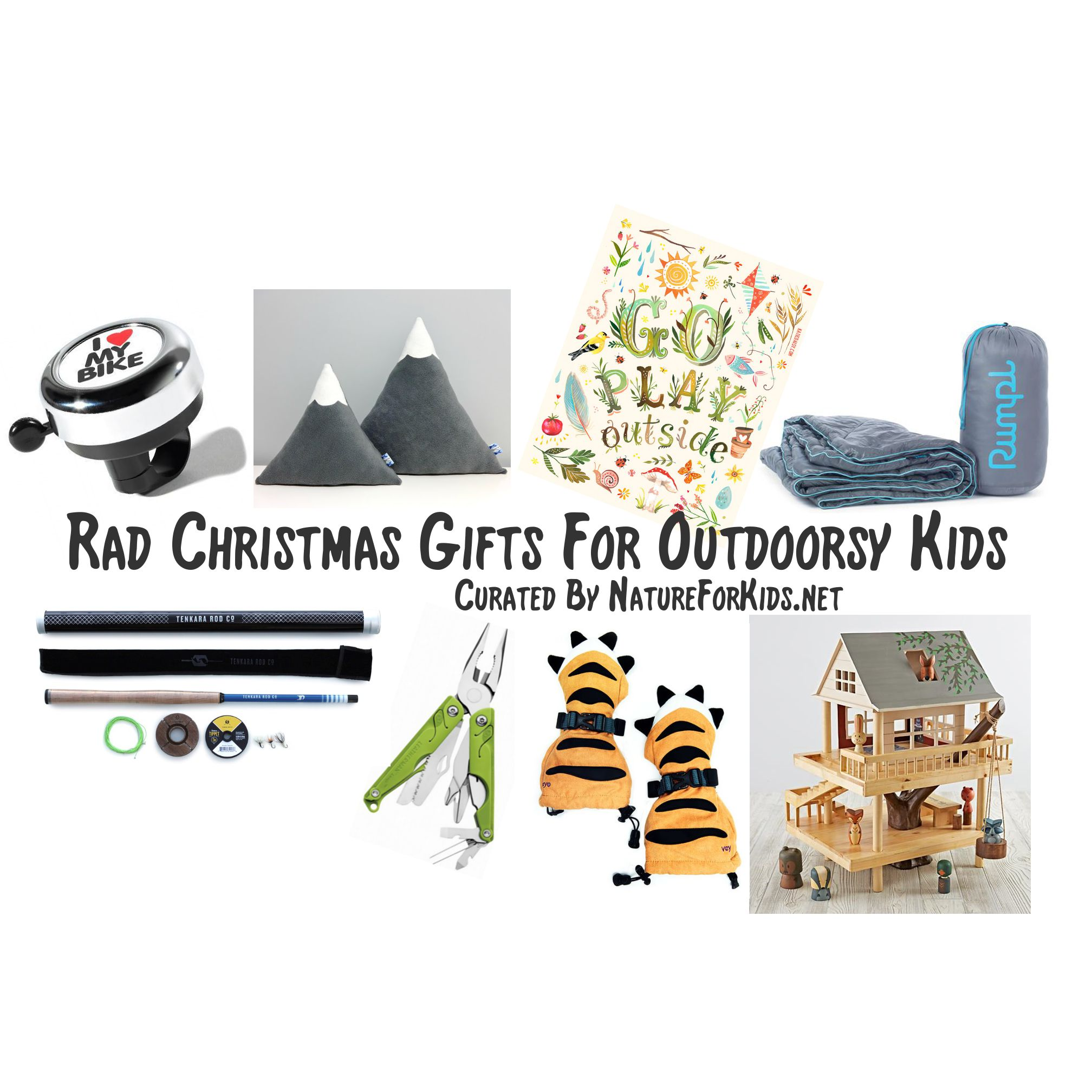 Rad Gifts For Outdoorsy Kids